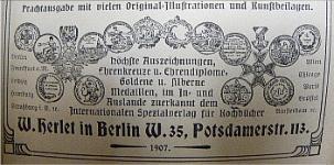 1907 - 1913
